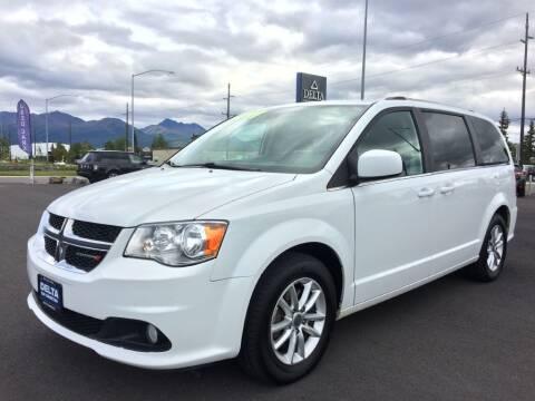 2019 Dodge Grand Caravan for sale at Delta Car Connection LLC in Anchorage AK