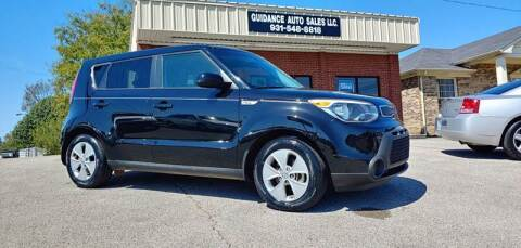 2016 Kia Soul for sale at Guidance Auto Sales LLC in Columbia TN