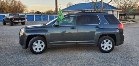 2011 GMC Terrain for sale at Wallers Auto Sales LLC in Dover OH