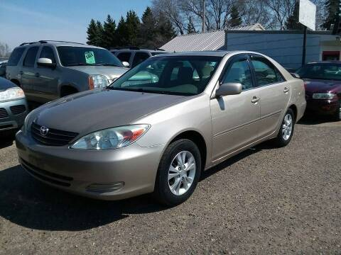 2004 Toyota Camry for sale at Affordable 4 All Auto Sales in Elk River MN