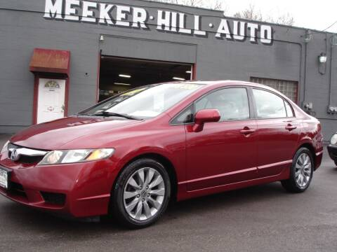2011 Honda Civic for sale at Meeker Hill Auto Sales in Germantown WI