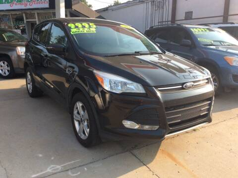2014 Ford Escape for sale at Harrison Family Motors in Topeka KS