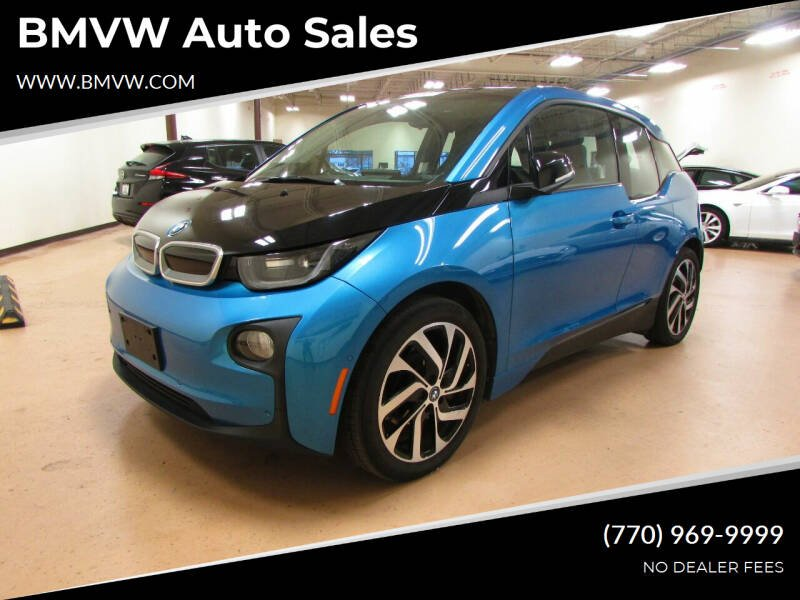 2017 BMW i3 for sale at BMVW Auto Sales in Union City GA