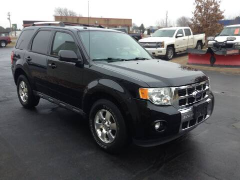 2012 Ford Escape for sale at Bruns & Sons Auto in Plover WI
