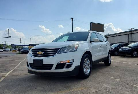 2013 Chevrolet Traverse for sale at International Auto Sales in Garland TX