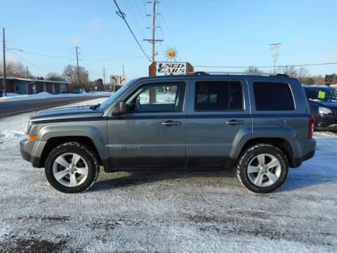 2011 Jeep Patriot for sale at O K Used Cars in Sauk Rapids MN