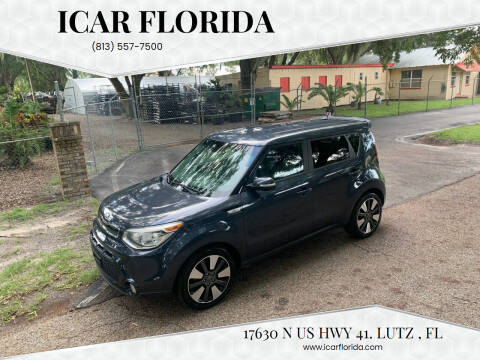 2015 Kia Soul for sale at ICar Florida in Lutz FL