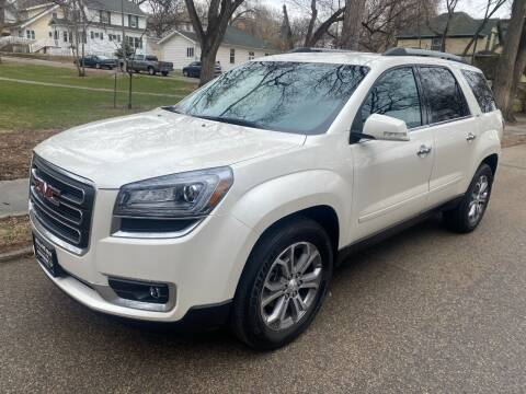 2014 GMC Acadia for sale at BISMAN AUTOWORX INC in Bismarck ND