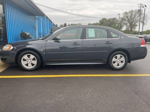 2009 Chevrolet Impala for sale at Piehl Motors - PIEHL Chevrolet Buick Cadillac in Princeton IL