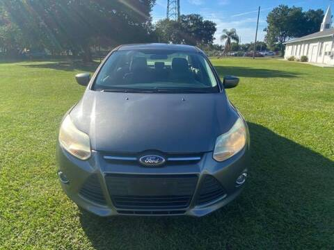 2012 Ford Focus for sale at AM Auto Sales in Orlando FL