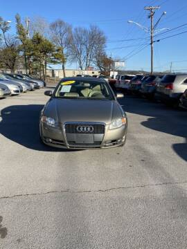 2007 Audi A4 for sale at Elite Motors in Knoxville TN