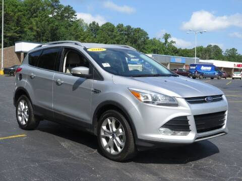 2016 Ford Escape for sale at Discount Auto Sales in Pell City AL