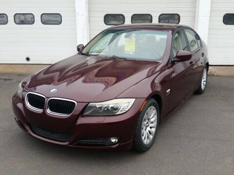 2009 BMW 3 Series for sale at Action Automotive Inc in Berlin CT