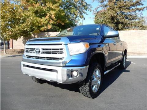 2015 Toyota Tundra for sale at A-1 Auto Wholesale in Sacramento CA