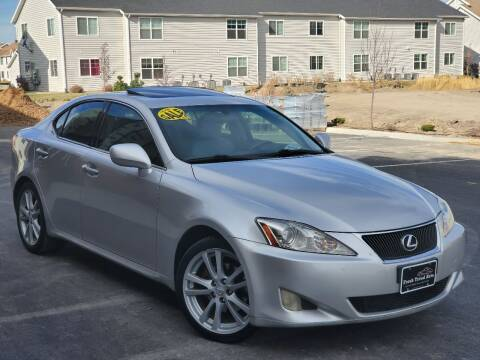 2006 Lexus IS 250 for sale at FRESH TREAD AUTO LLC in Springville UT