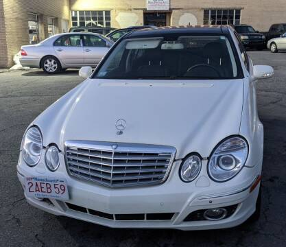 2007 Mercedes-Benz E-Class for sale at Boston Auto World in Quincy MA