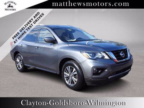 2018 Nissan Pathfinder for sale at Auto Finance of Raleigh in Raleigh NC