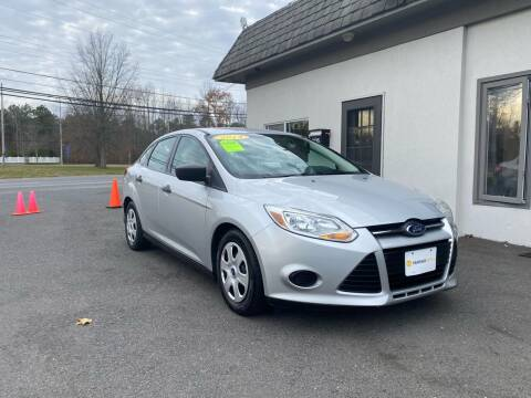 2014 Ford Focus for sale at Vantage Auto Group in Tinton Falls NJ
