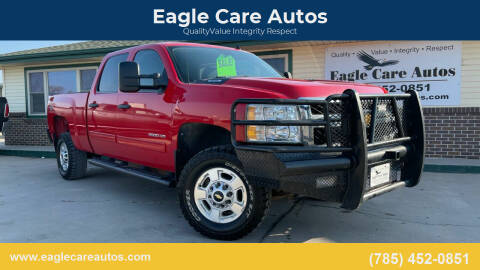2011 Chevrolet Silverado 2500HD for sale at Eagle Care Autos in Mcpherson KS