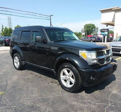 2008 Dodge Nitro for sale at CItywide Auto Credit in Oregon OH