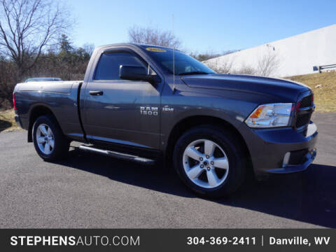 2015 RAM Ram Pickup 1500 for sale at Stephens Auto Center of Beckley in Beckley WV