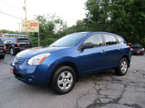 2010 Nissan Rogue for sale at AUTO STOP INC. in Pelham NH