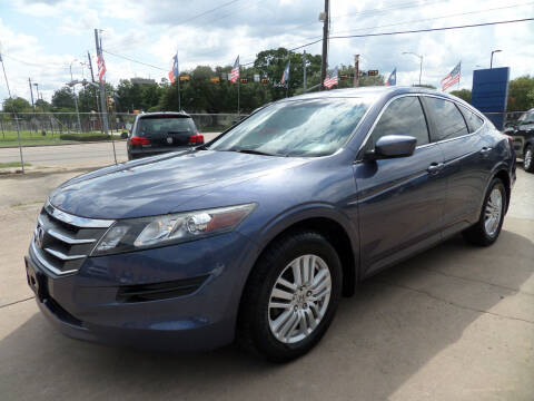 2012 Honda Crosstour for sale at West End Motors Inc in Houston TX