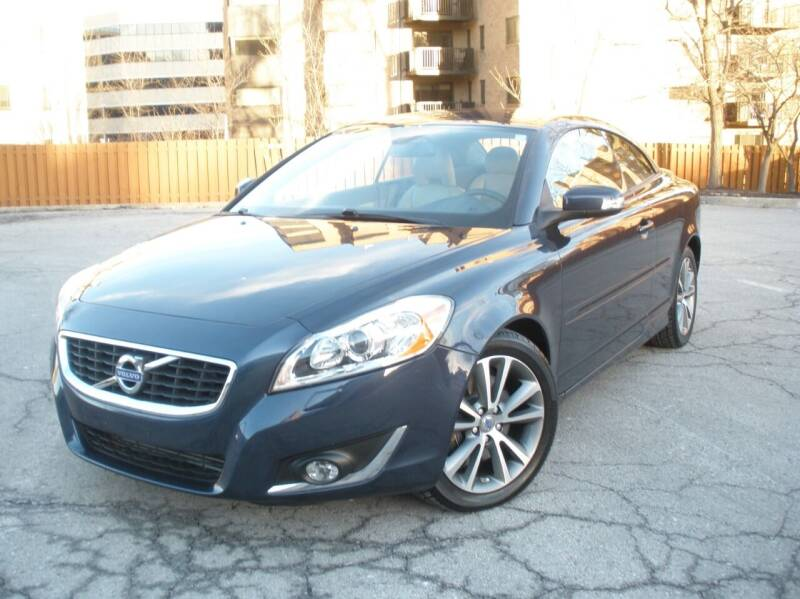 2013 Volvo C70 for sale at Autobahn Motors USA in Kansas City MO