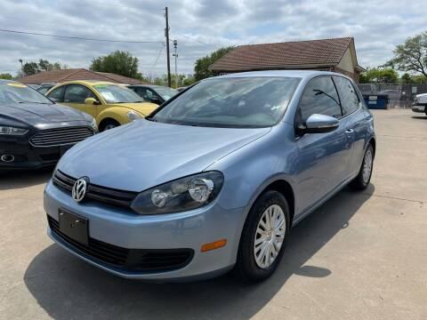 2011 Volkswagen Golf for sale at CityWide Motors in Garland TX