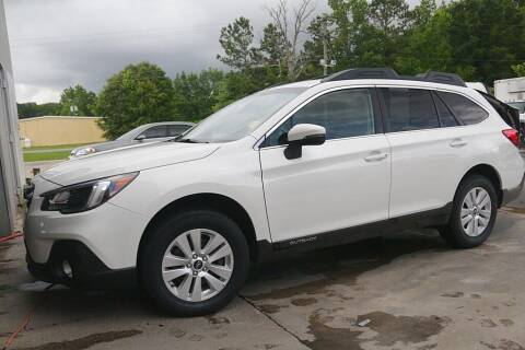 2018 Subaru Outback for sale at STRICKLAND AUTO GROUP INC in Ahoskie NC