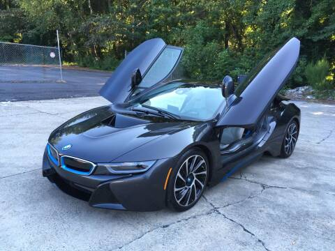 2014 BMW i8 for sale at Legacy Motor Sales in Norcross GA
