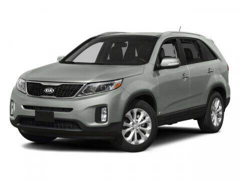 2015 Kia Sorento for sale at DAVID McDAVID HONDA OF IRVING in Irving TX