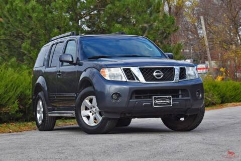 2011 Nissan Pathfinder for sale at Rosedale Auto Sales Incorporated in Kansas City KS
