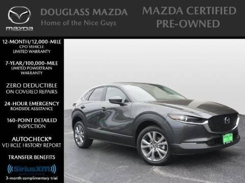 2021 Mazda CX-30 for sale at Douglass Automotive Group - Jubilee Mitsubishi in Waco TX