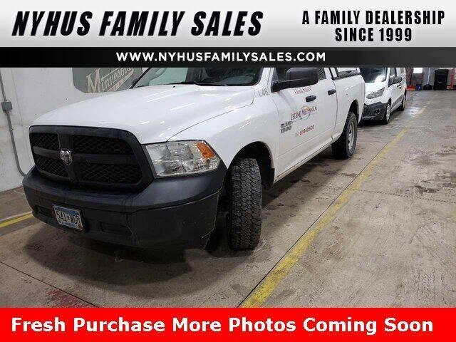 2017 RAM Ram Pickup 1500 for sale at Nyhus Family Sales in Perham MN