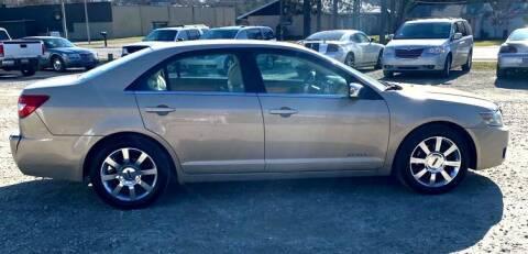 2006 Lincoln Zephyr for sale at Hilltop Auto in Prescott MI