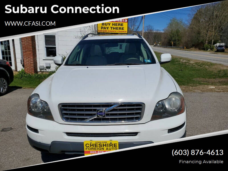 2008 Volvo XC90 for sale at Subaru Connection in Marlborough NH