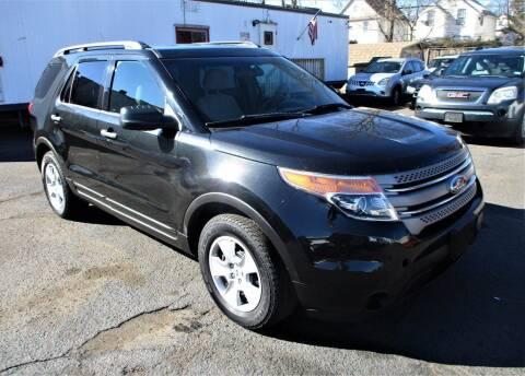 2014 Ford Explorer for sale at Exem United in Plainfield NJ