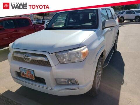 2013 Toyota 4Runner for sale at Stephen Wade Pre-Owned Supercenter in Saint George UT