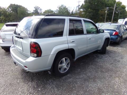 2007 Chevrolet TrailBlazer for sale at English Autos in Grove City PA