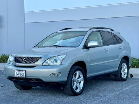 2007 Lexus RX 350 for sale at Carfornia in San Jose CA