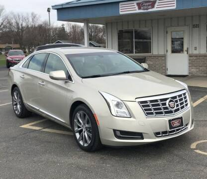 2014 Cadillac XTS for sale at Clapper MotorCars in Janesville WI