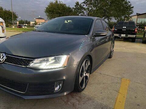 2014 Volkswagen Jetta for sale at Demetry Automotive in Houston TX