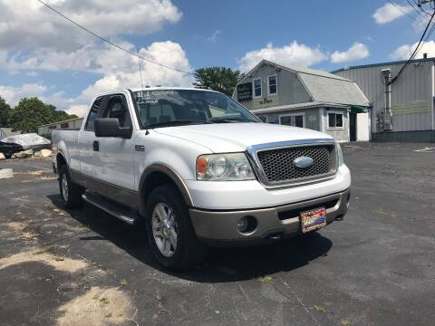 2006 Ford F-150 for sale at Irving Auto Sales in Whitman MA