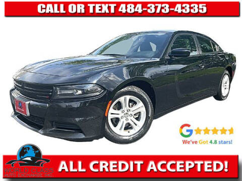 2018 Dodge Charger for sale at World Class Auto Exchange in Lansdowne PA