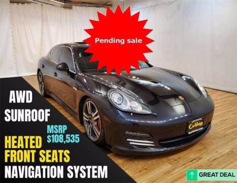 2011 Porsche Panamera for sale at Car Vision Buying Center in Norristown PA