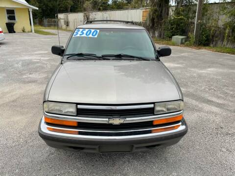 1999 Chevrolet Blazer for sale at Louie's Auto Sales in Leesburg FL