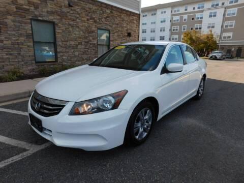 2012 Honda Accord for sale at AMERICAR INC in Laurel MD