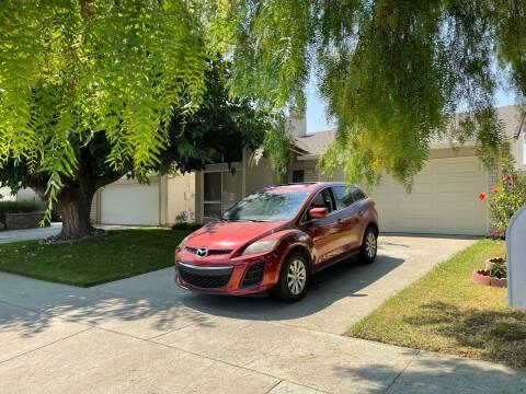2011 Mazda CX-7 for sale at Blue Eagle Motors in Fremont CA