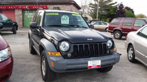 2005 Jeep Liberty for sale at Fraziers Sturtevant Motors in Sturtevant WI